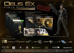 Deus Ex: Human Revolution Getting Collector's Edition