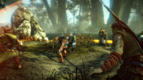 The Witcher 2 Leaked Online, Causes Uproar From Gamers