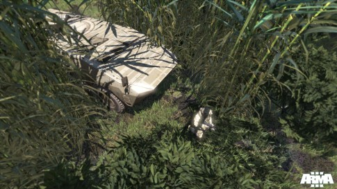 First 4 In-Game Screens From ArmA 3