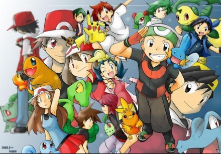 Pokemon Trainers Journey