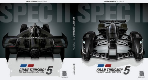 Gran Turismo 5 XL Edition Releasing This Month