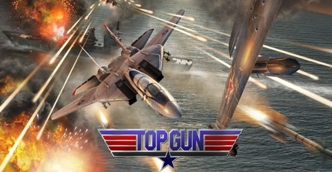 Ollie Barder on Top Gun