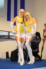 Top 10 Babes of GamesCom 2010