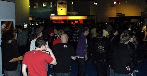 Visual impressions from the Eurogamer Expo