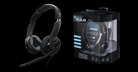 Roccat Kulo Virtual 7.1 USB Gaming Headset