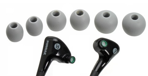 Phonak Audeo PFE 012 in-ear earphones