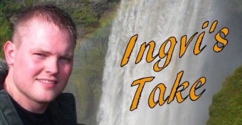 Ingvi's Take, Episode 13