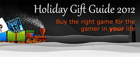 Hooked Gamers Holiday Gift Guide 2012