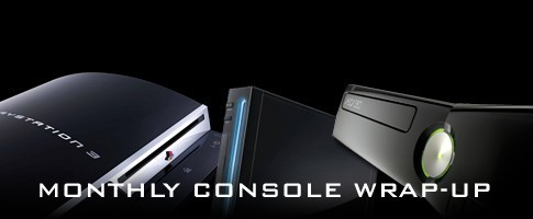 February Console Wrap-up