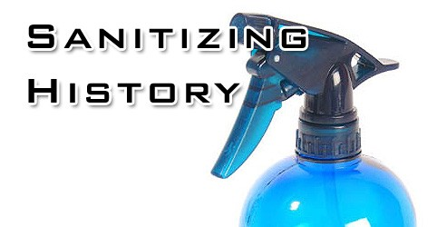 Sanitizing history