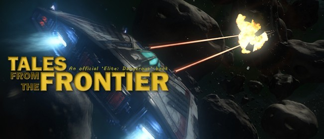 Authors Creating the Universe of Elite: Dangerous: Chris Booker