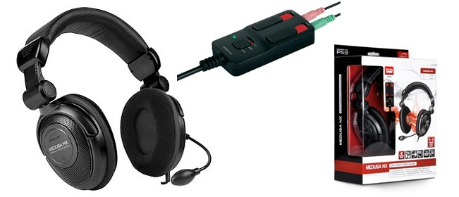 Medusa NX Core Gaming Stereo Headset