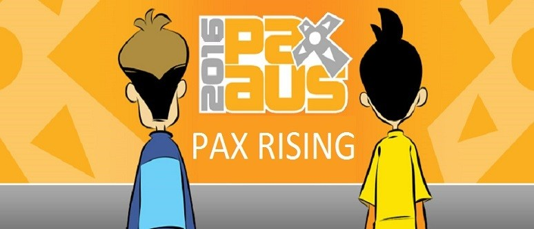 PAX Rising - The indie games of PAX AUS 2016