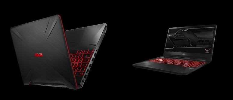ASUS TUF Gaming FX505GM laptop - Feature