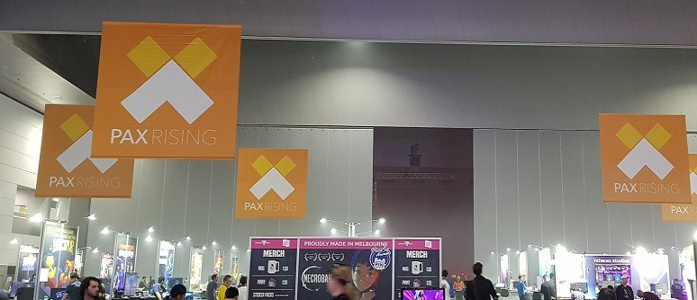 PAX Rising - The Indie Games of PAX AUS 2019