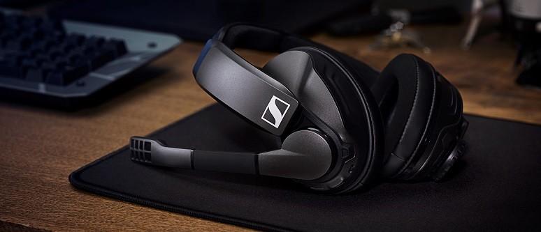 Sennheiser GSP370 Wireless Gaming headset - Feature