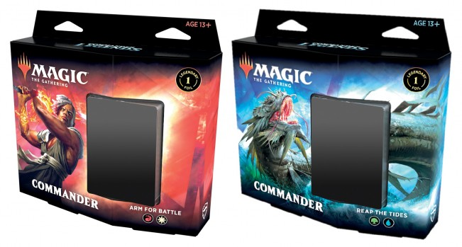 Magic: The Gathering giveaway