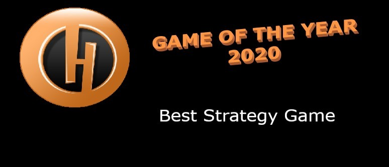 Game of the Year 2020 - Best Strategy Game - Feature
