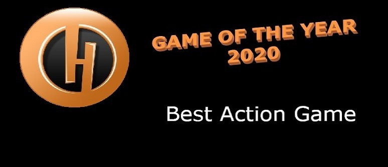 Game of the Year 2020 - Best Action Game - Feature