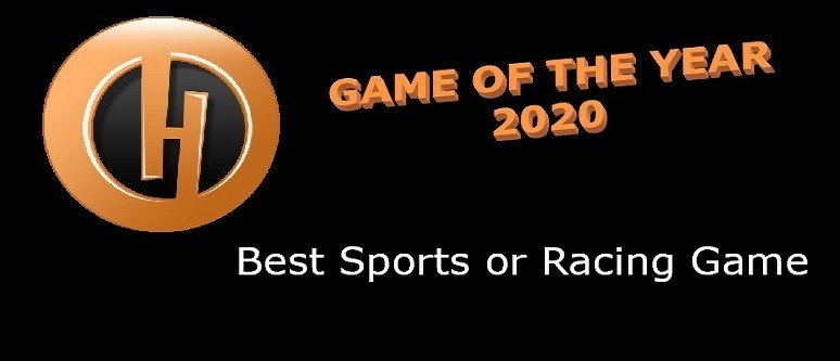 Game of the Year 2020 - Best Sports or Racing Game - Feature