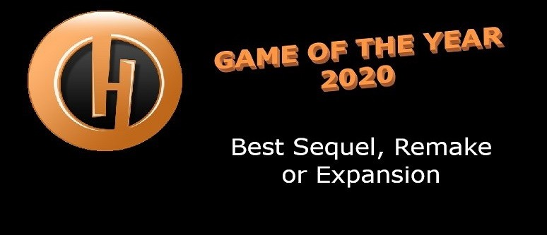 Game of the Year 2020 - Best Sequel, Remake or Expansion