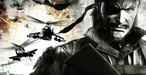 Cheats For Metal Gear Solid Peace Walker Psp