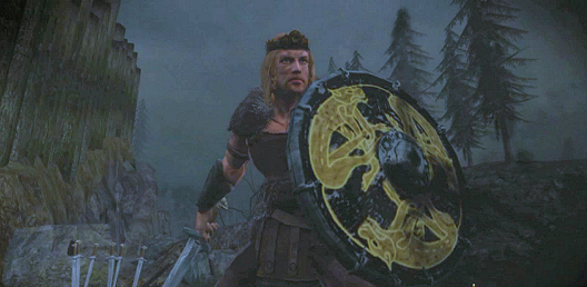 beowulf the game pc preview quotbeowulf faces off grendel