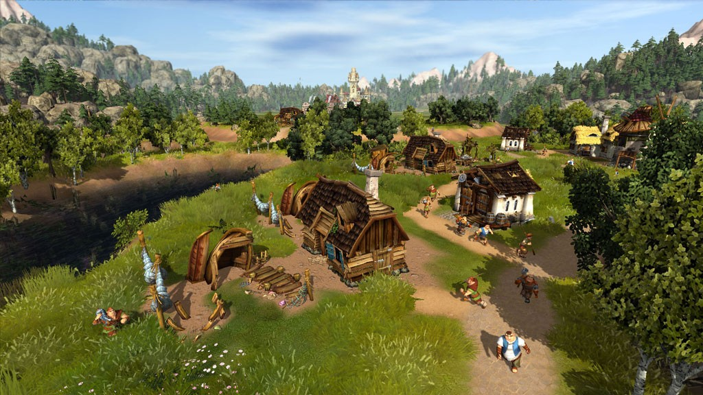 The Settlers 7 (2010): Paths to a Kingdom DEMO