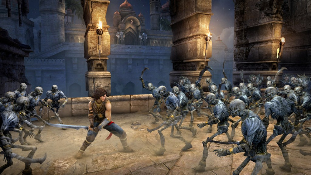 Prince Of Persia Forgotten Sands Demo Free Download For Pc