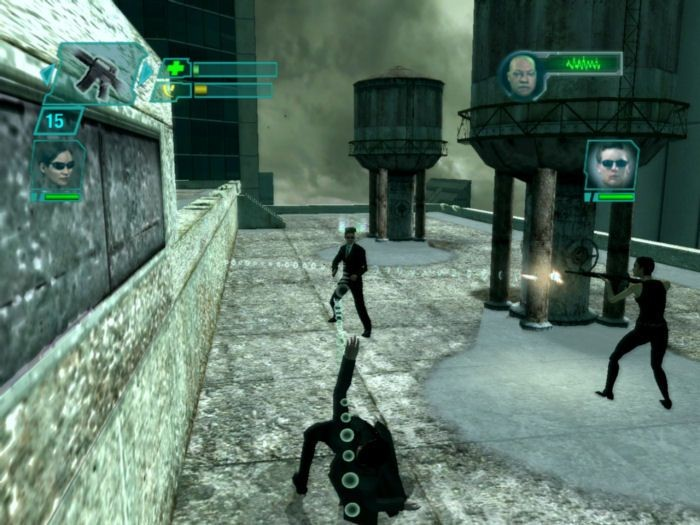 The Matrix Path of Neo Free Download PC Game Full Version