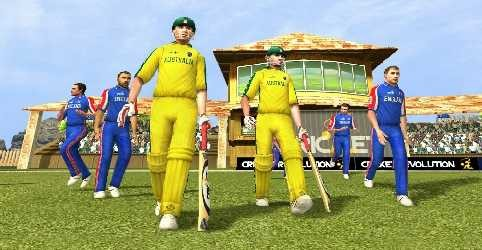 Cricket Revolution
