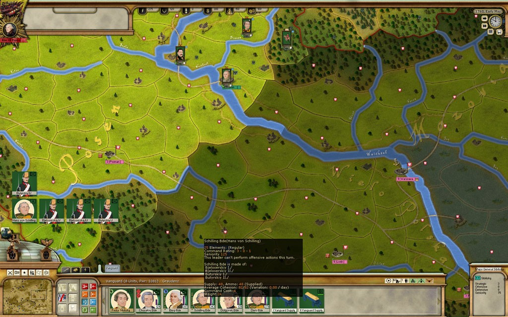 rise of prussia Rise of prussia gold is the new and improved version of ageod's seven years war (1757-1763) game set in europe this hugely detailed strategy game was initially.