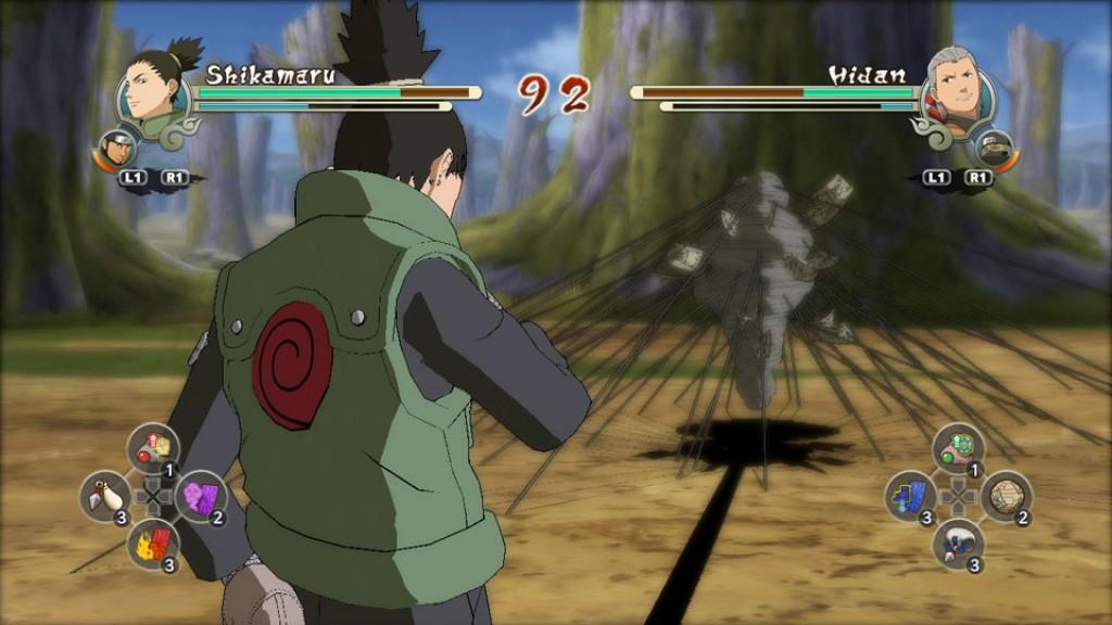 Naruto Storm 2 Торрент Ps3