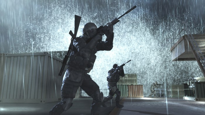 call of duty modern warfare 3 pics. Call of Duty 4: Modern Warfare
