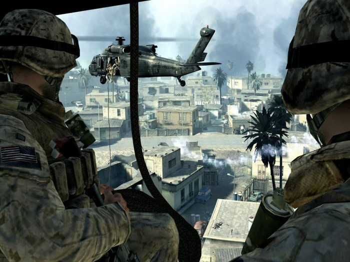 call of duty modern warfare 4 ps3. Call of Duty 4: Modern Warfare