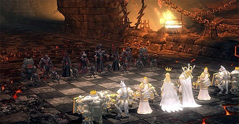 Battle vs Chess PC preview Chess is in its essence a