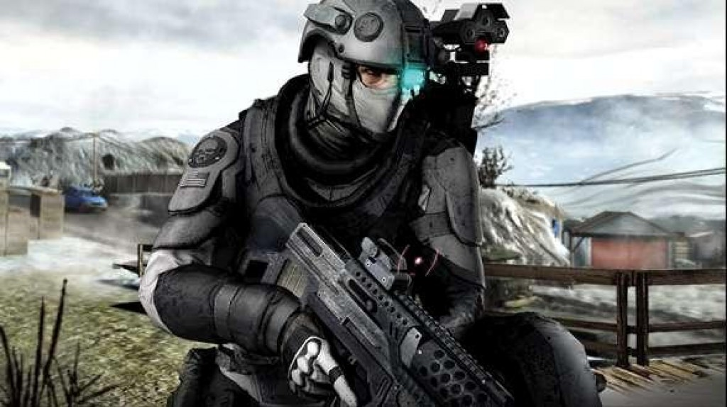 Tom Clancy's Ghost Recon: Future Soldier Xbox 360 preview