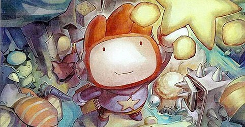 Super Scribblenauts review
