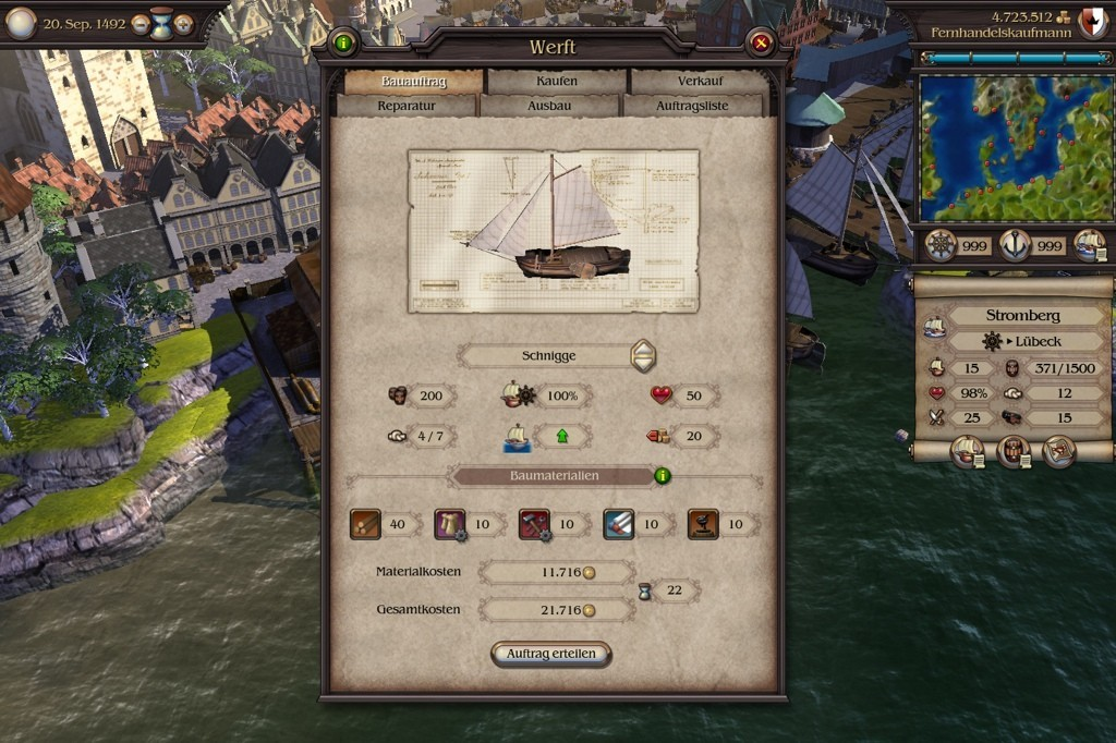 Patrician IV PC review -