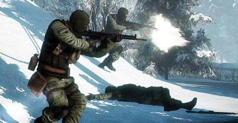 Battlefield: Bad Company 2 - Onslaught