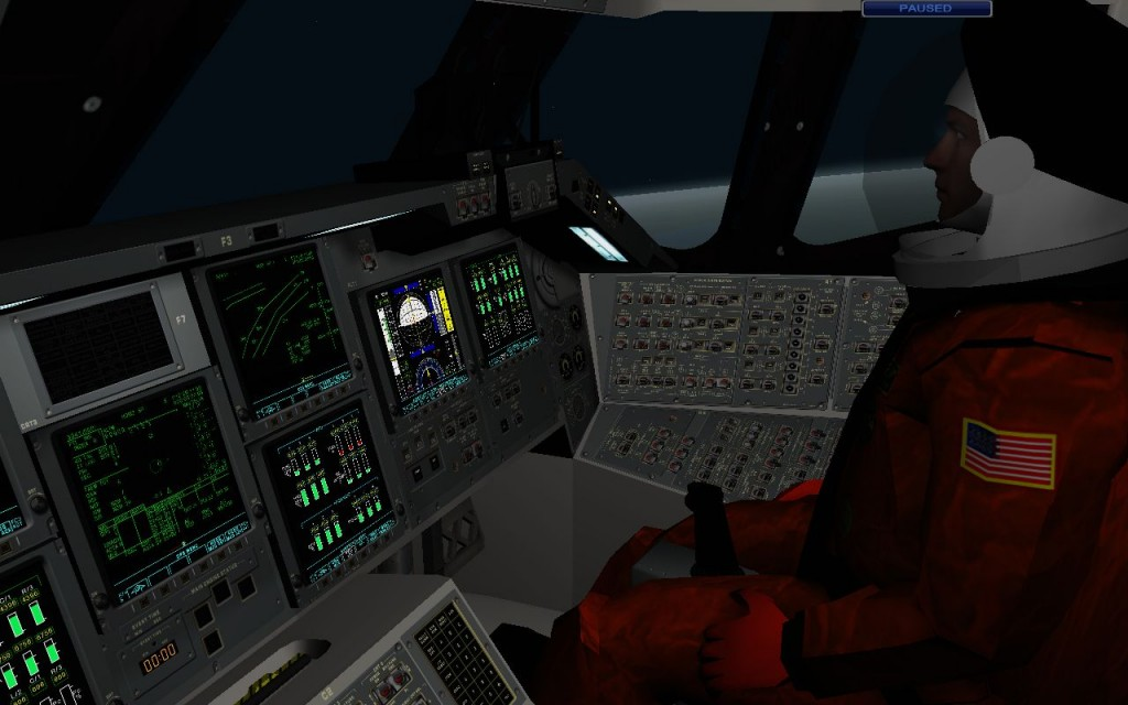 space shuttle mission simulator hints - photo #11
