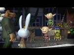 Sam & Max: Devil's Playhouse, The Tomb of ..