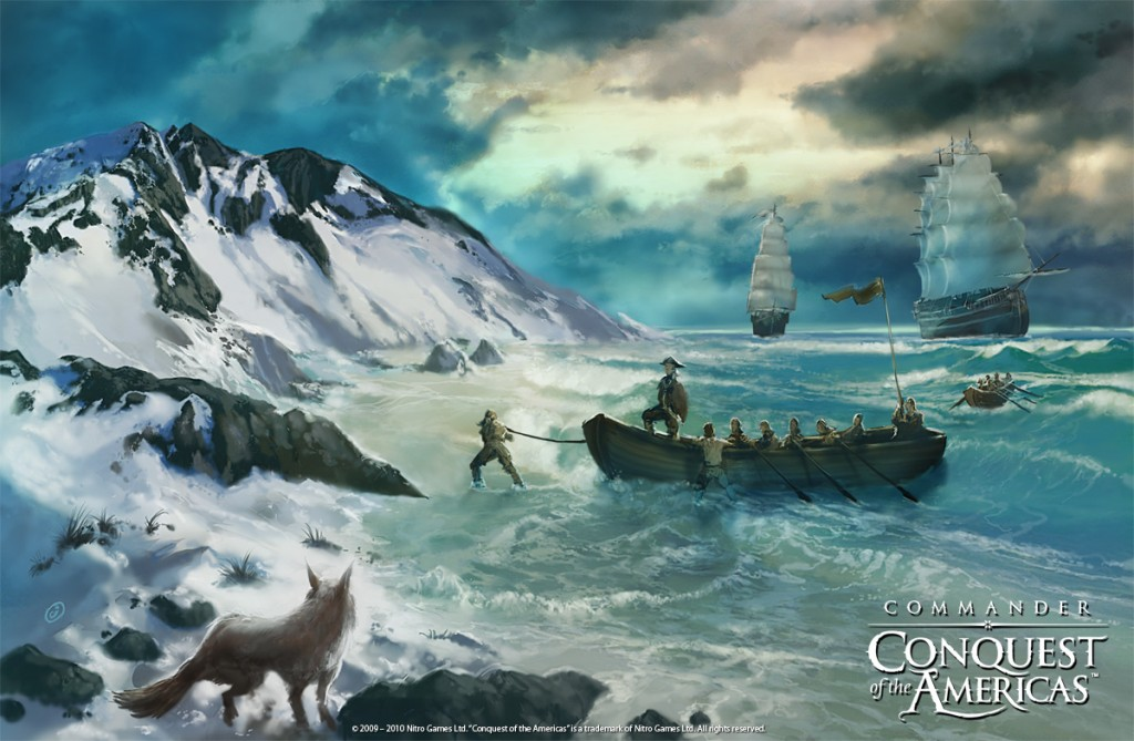 Commander: Conquest of the Americas screenshots | Hooked Gamers