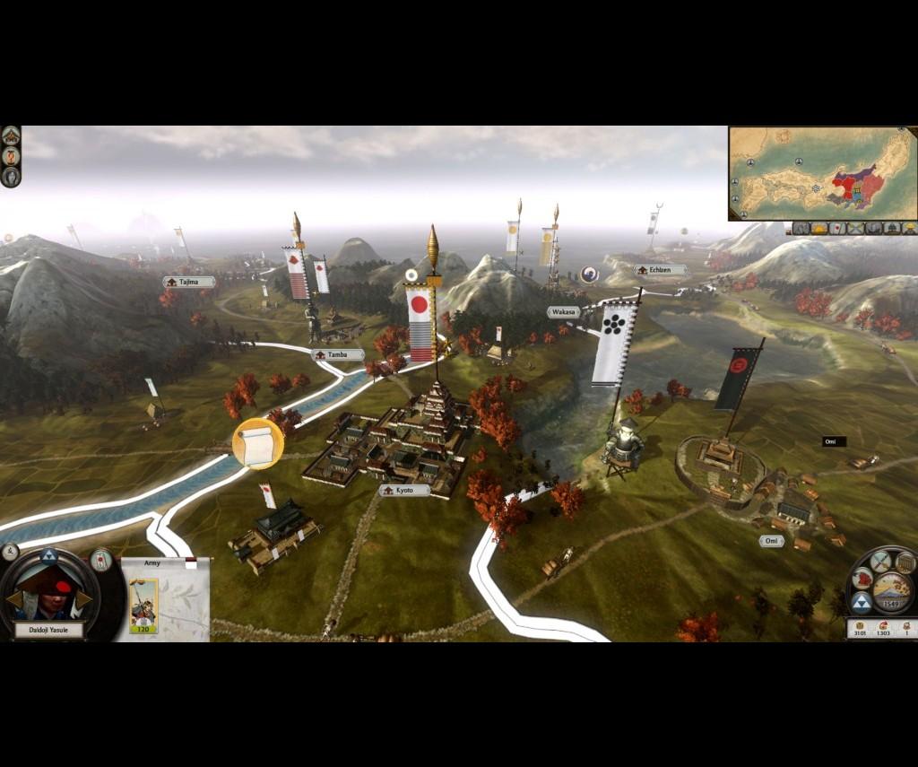 Total War: Shogun 2 screenshots | Hooked Gamers