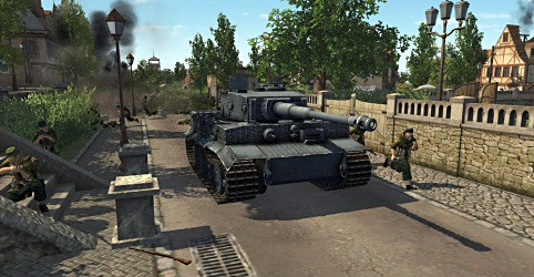 Men of War: Assault Squad review