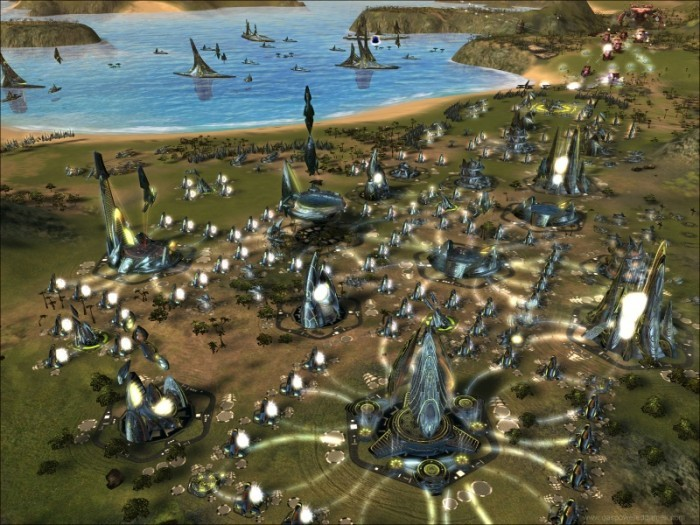 Supreme Commander: Forged Alliance screenshots | Hooked Gamers