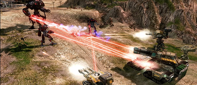 Command & Conquer 3: Kane\'s Wrath