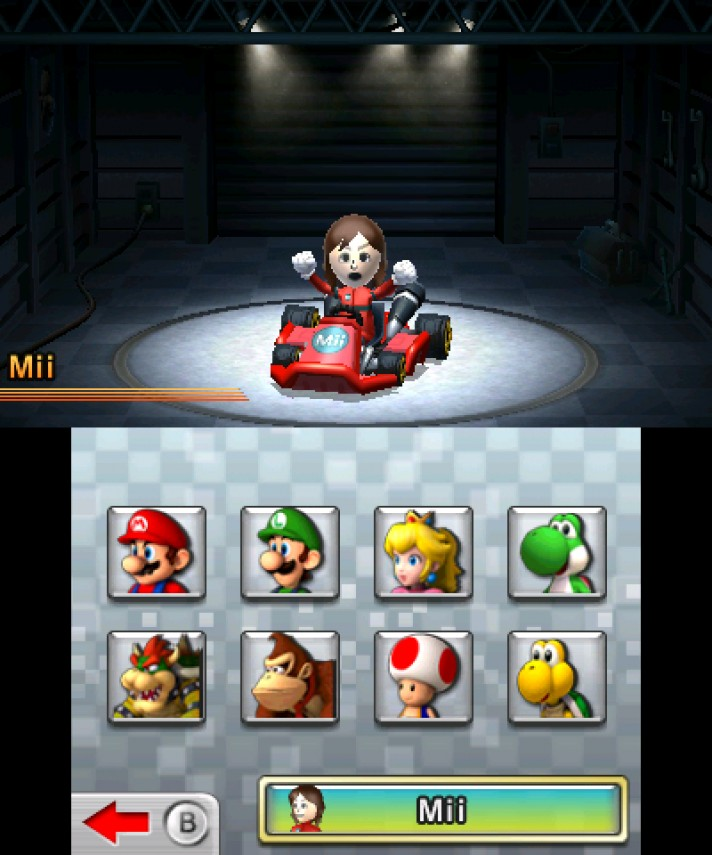 mario kart 7 screenshots hooked gamers