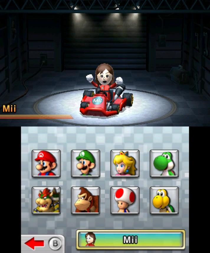 Mario kart 7 screenshots hooked gamers - Personnage mario kart 7 ...