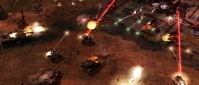 Command & Conquer 3: Tiberium Wars PC cheats, trainers